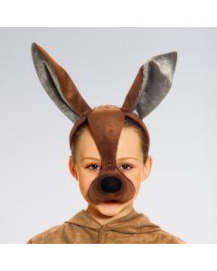Kangaroo Mask with Sound