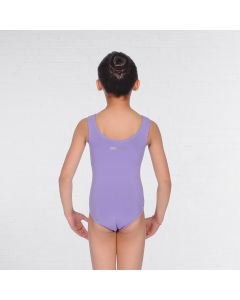BBO Grades 1-3 Sleeveless Leotard With Scooped Neck