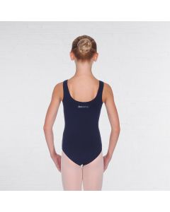 BBO Grades 4-5 Sleeveless Leotard With Gathered Bustline