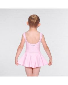 BBO Pre-Primary & Primary Skirted Sleeveless Leotard