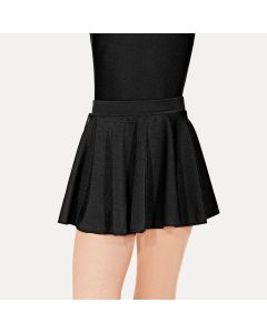 Roch Valley Nylon Lycra Circular Short Skirt