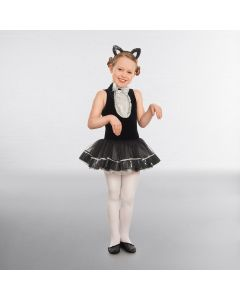 1st Position High Neck Tutu with bow