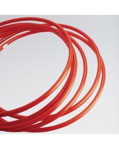 Hula Hoop (Pack of 6 Red) - Approx 50cm diameter