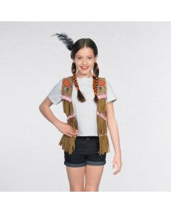 Native American Waistcoat