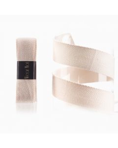 Wear Moi Precut Cotton Pointe Shoe Ribbon Ballet Pink