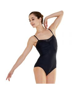 Plume Velvet Collection Camisole Leotard