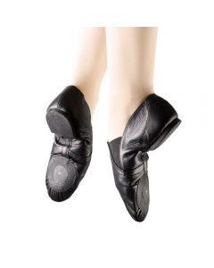 Flexible Split Sole Jazz Boots