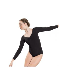 Plume Long Sleeved Leotard