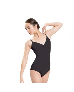 Plume High Leg Leotard