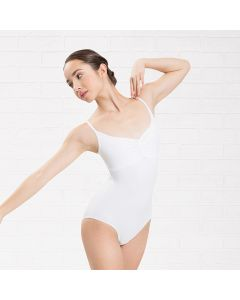 Plume Mid Cut Back Leotard