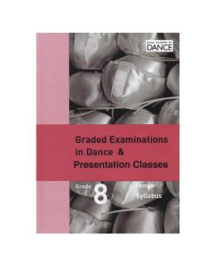 Syllabus DVD Grade 8 (Female)