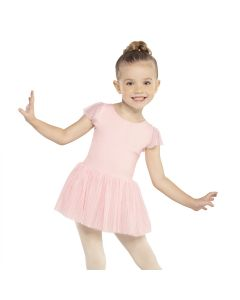 Revolution Linear Mesh Tutu Dress