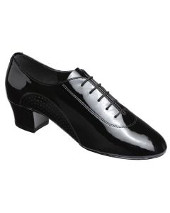Supadance Mens Latin Patent Shoe