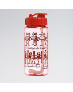 Tyrrell Katz Ballet Drinking Bottle with Straw