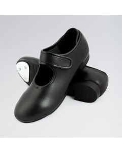 1st Position Economy Self-Fastening Toe Tap Shoes