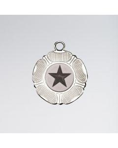 Tudor Rose Medal (Silver)
