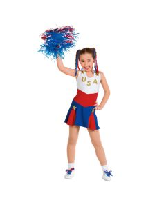 Cheerleader USA Dress