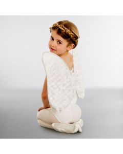 Angel Wings White Child Size