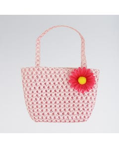 Straw Look Bag