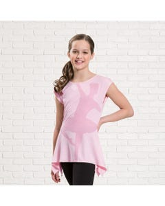 Revolution Graphic Dance Tunic