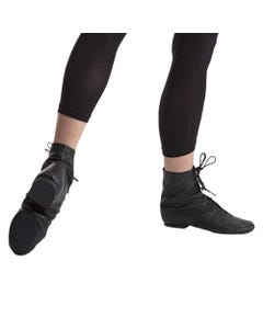Leather Jazz Boots